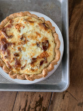 Load image into Gallery viewer, Quiche Lorraine