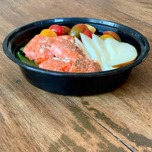 Load image into Gallery viewer, Fresh Lean Salmon Bowl
