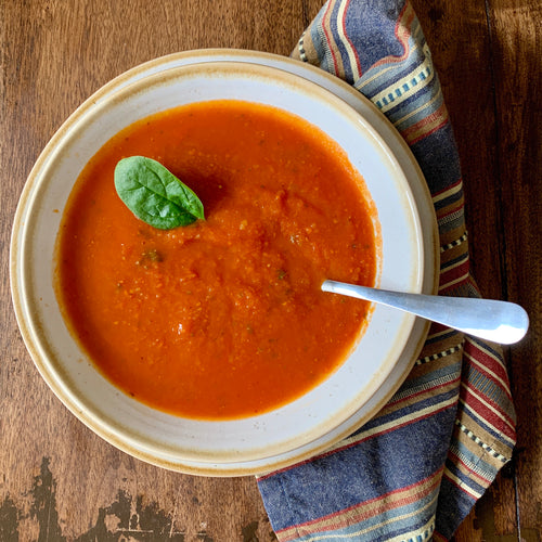 "Tomato ""Bisque"" Soup"