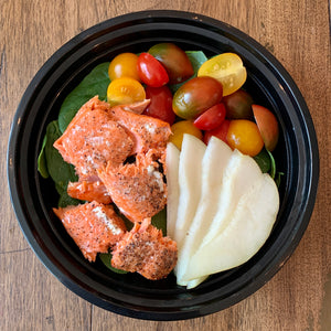 Fresh Lean Salmon Bowl
