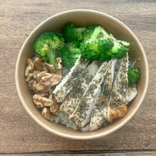 Chicken Broccoli Macro Meal