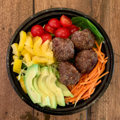 Meatball Lean Bowl