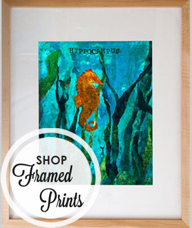 Shop Framed Mixed Media Prints