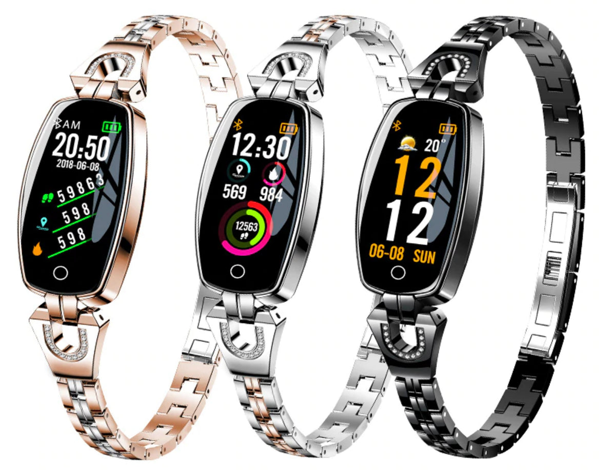 LADIES-SMART-WATCH'S