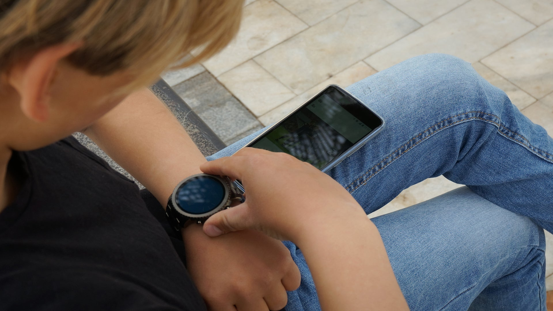 KID'S-SMART-WATCHES