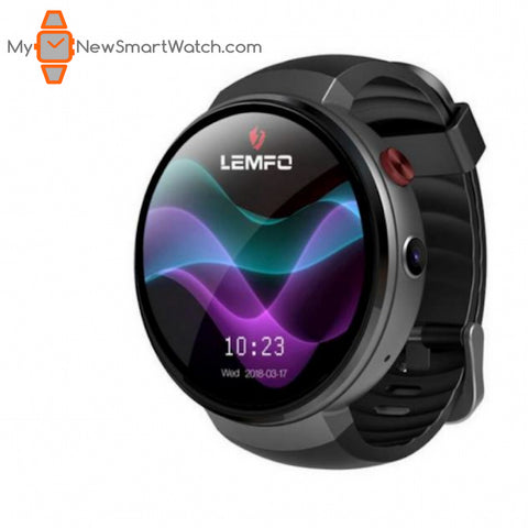 Android-7.1-Smart-Watch-4G-Phone-Touch-screen-GPS-2MP-Camera-black-1