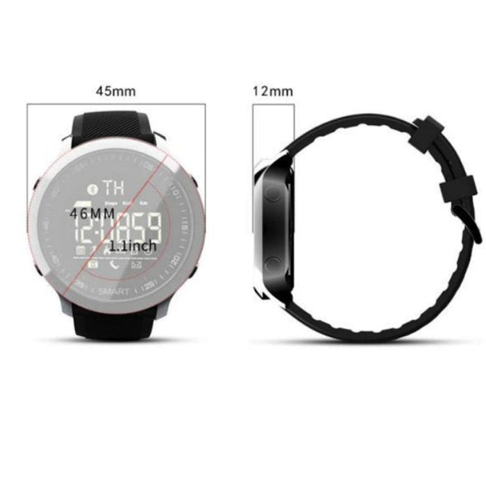 Waterproof Bluetooth Smart Watch with Free Shipping - My New Smart Watch