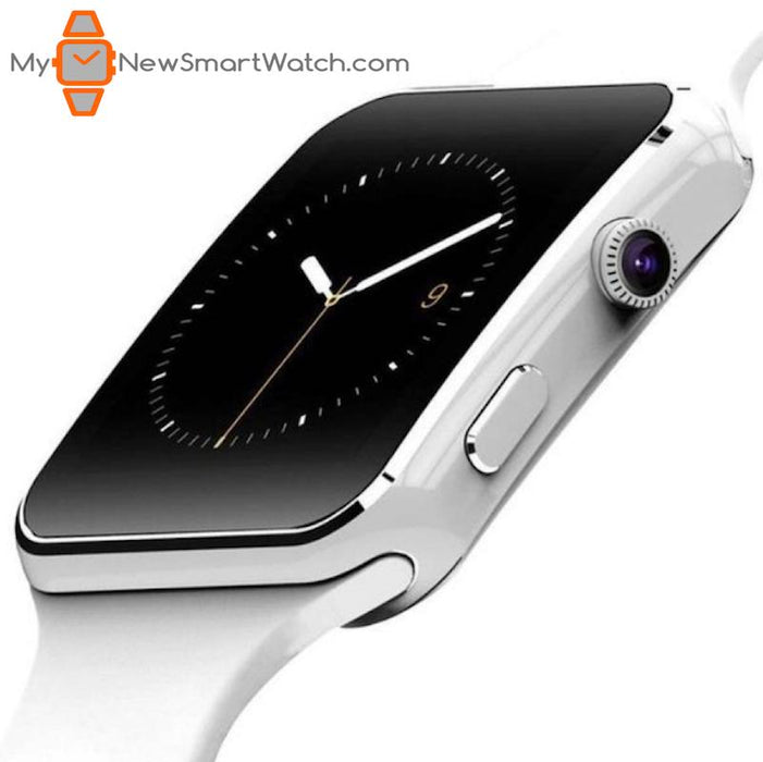 Best Inexpensive Smart Watch with Camera - My New Smart Watch