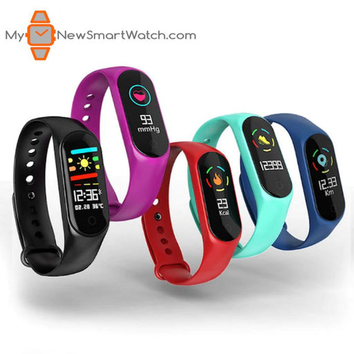 Smart Bracelet Fitness Tracker Free Shipping - My New Smart Watch