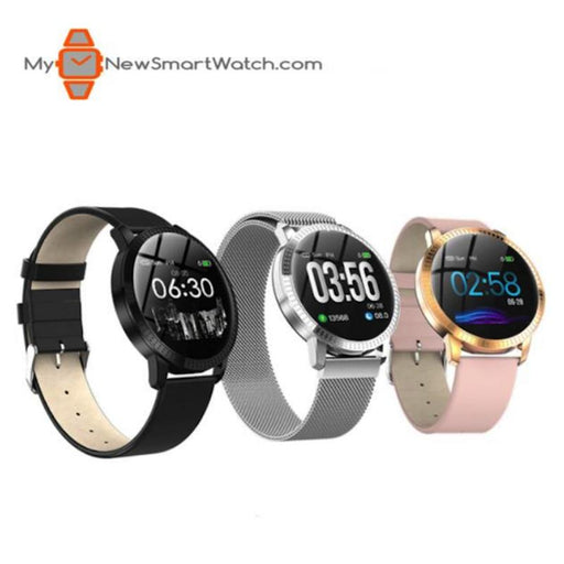 Multi Dial Heart Rate Monitor Smart Watch with Free Shipping - My New Smart Watch