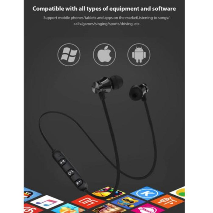 Bluetooth Sport Earphones with Free Shipping - My New Smart Watch