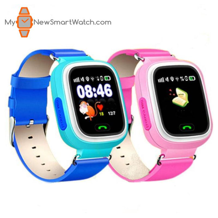 Kid's Smart Watch 2 way calling and SOS - My New Smart Watch