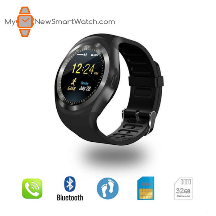 Best Android Smart Watch 2G Phone - My New Smart Watch
