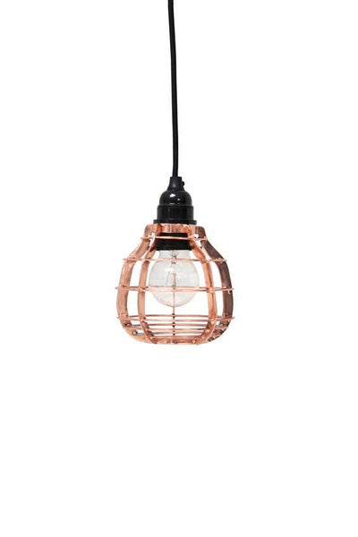 HK Living - Lab (Copper) - Lamp With Switch