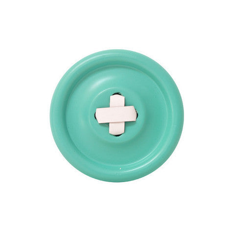 HK Living - Button (Green Large) - Hook