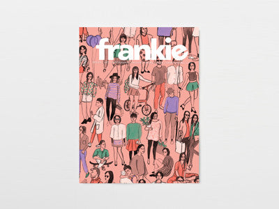 Frankie Issue59 Magazine