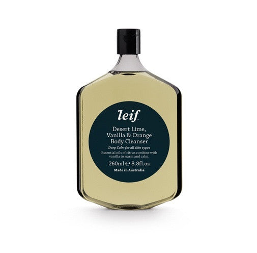 Leif - Deep Calm (260ml) - Body Cleanser