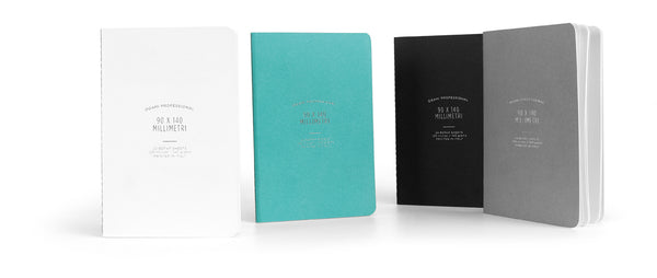 Ogami - Soft cover (Black Mini) - Notebook