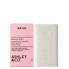 Ashley & Co - Mini Bar - Blossom & Gilt 90g