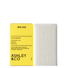 Ashley & Co - Mini Bar - Tui & Kahili 90g