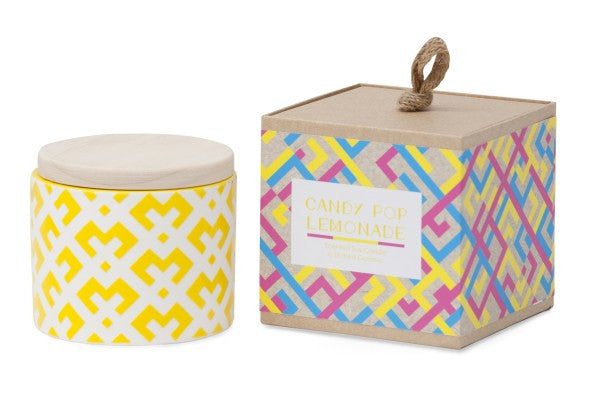 Me And My Trend - Candy Pop - Ceramic Candle
