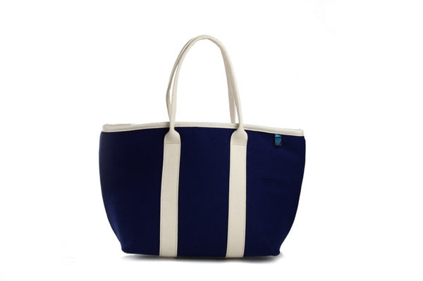 Mad Rabbit Kicking Tiger - Georgia (Pacific Blue) - Tote Bag