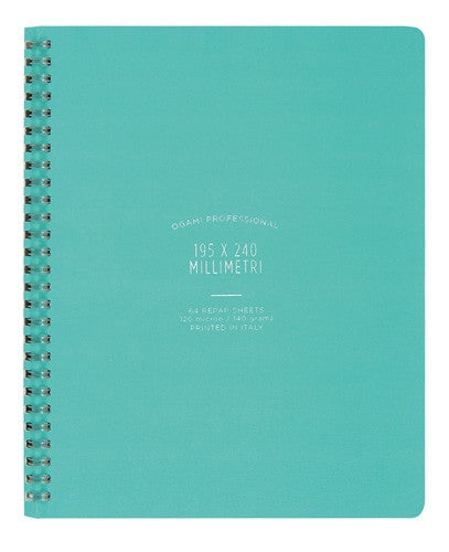 Ogami - Soft Cover (Blue Regular) - Notebook