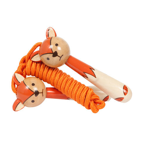 Seedling - Fox Handle Skipping Rope - Kids Toy