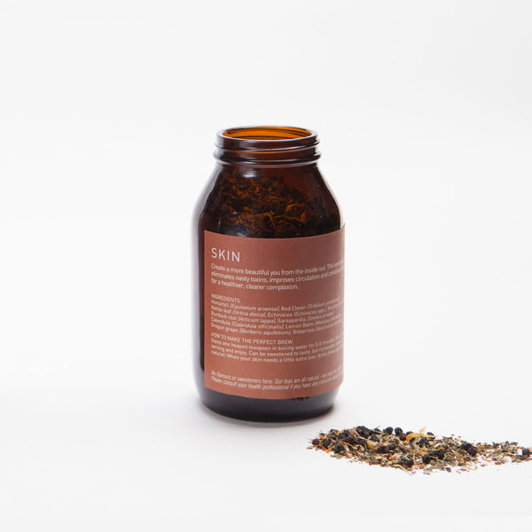 MATKA ORGANICS - SKIN - Small Jar - Tea