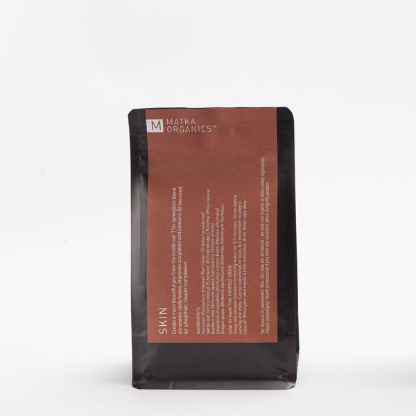 MATKA ORGANICS - SKIN - Small Bag - Tea