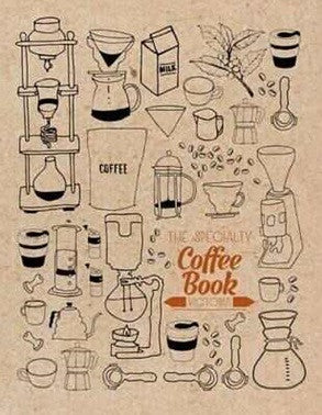 George Jonette - Specialty Coffee Book Victoria - Guide Book