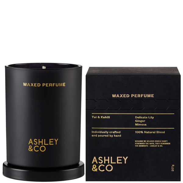 Ashley & Co - Waxed Perfume - Tui & Kahili