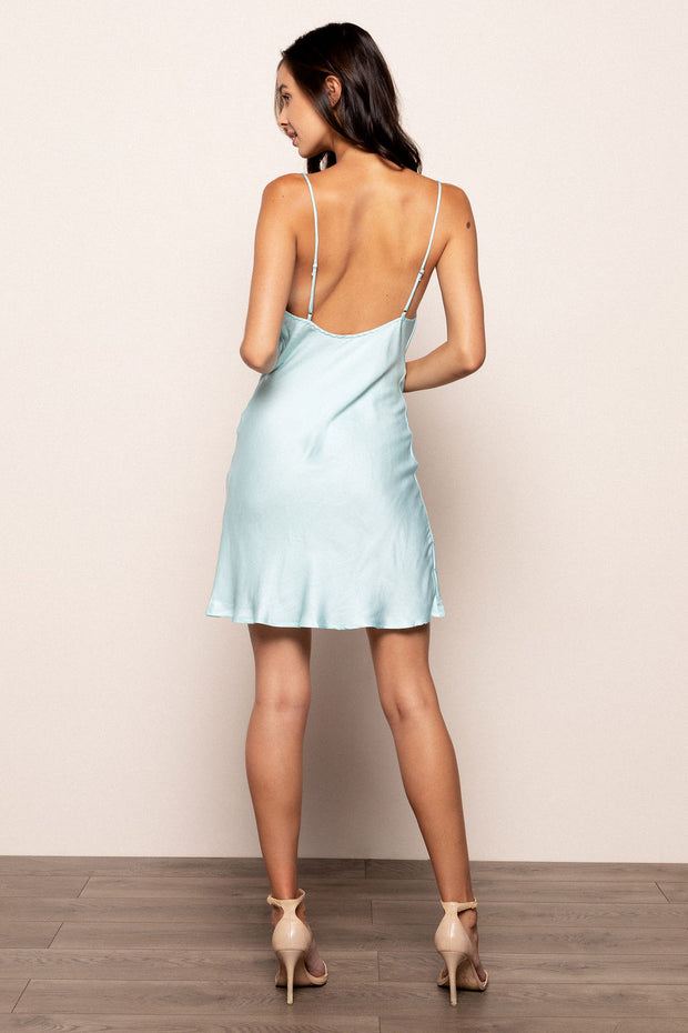Hadid Dress Light Blue