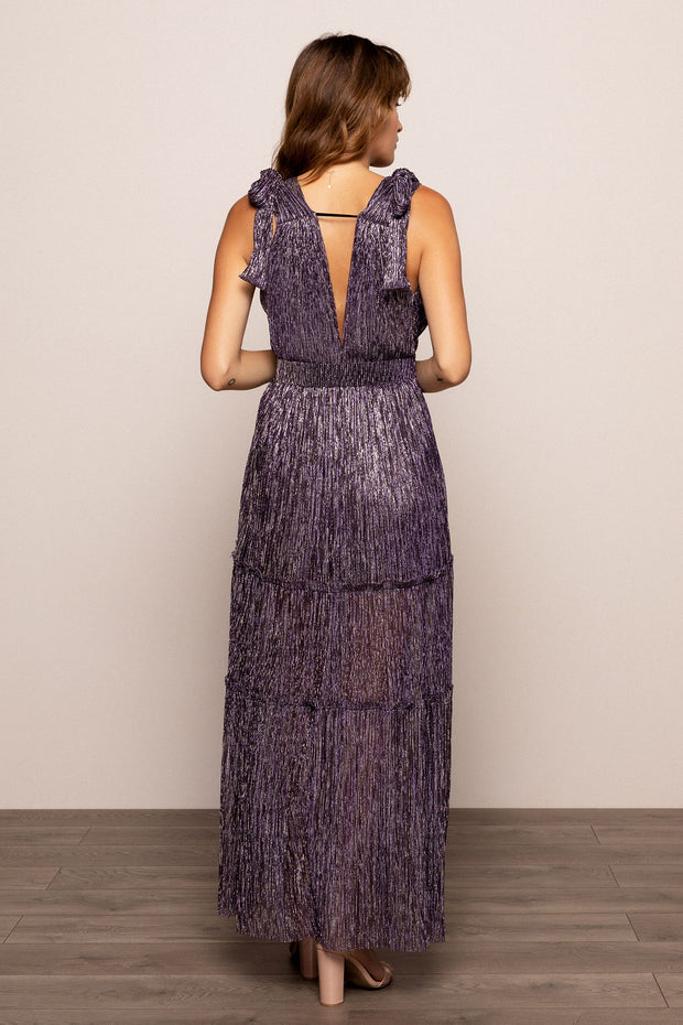 Helena Dress Purple