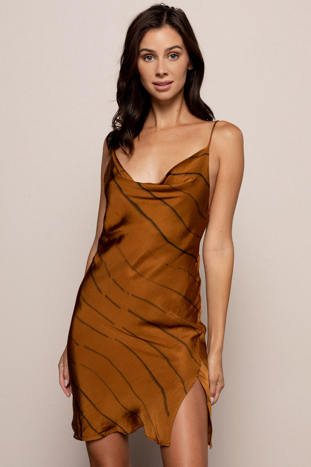 Hadid Dress Copper