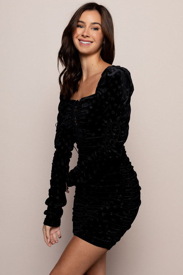 Lola Long Sleeve Dress
