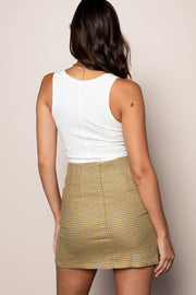 Gossip Girl Mini Skirt