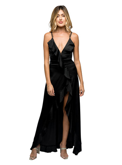 Isabella Ruffled Maxi For Sale