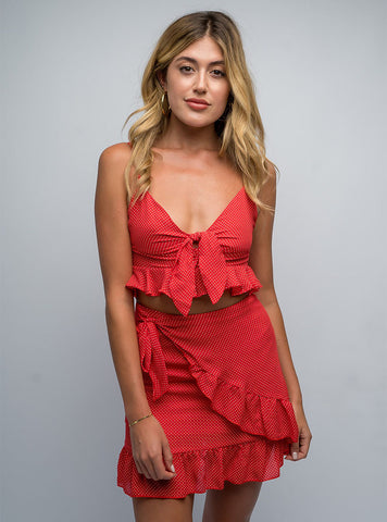 Polka Two Piece