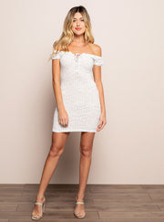 Sweetpea Mini Dress