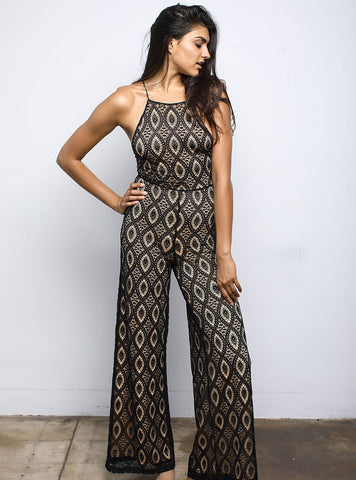 Drive Me Home Jumpsuit