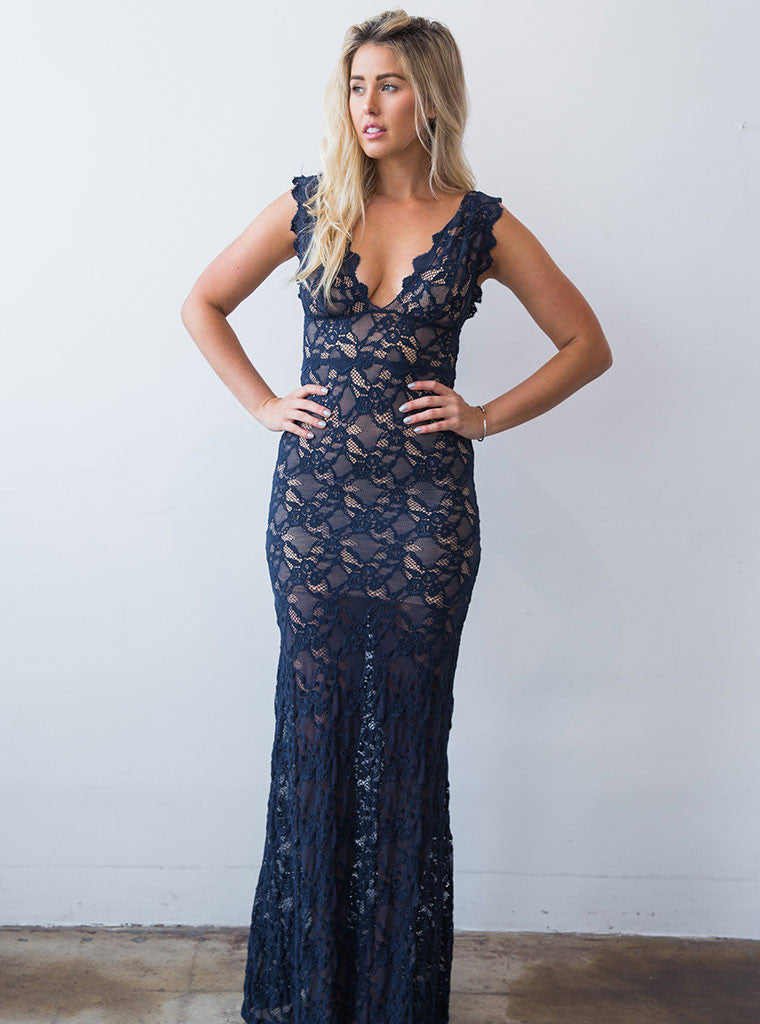 Perfect Plunge Maxi