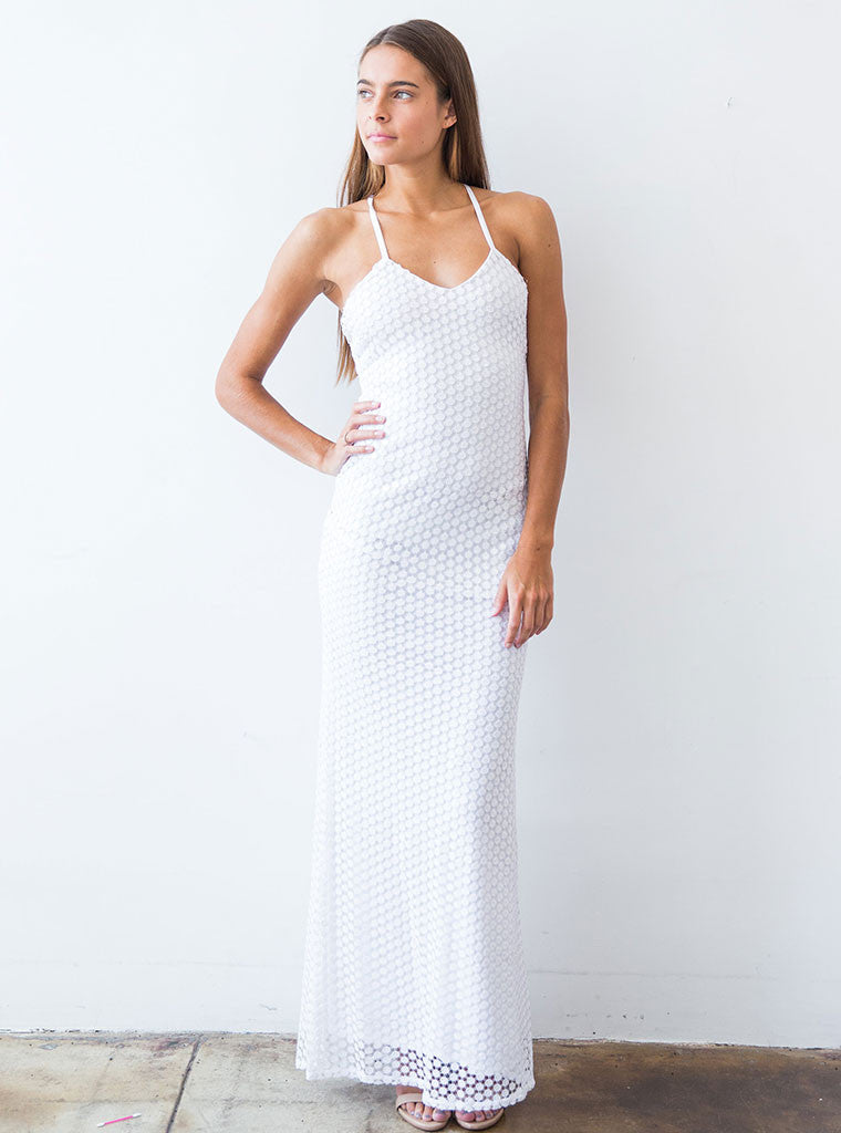 Dawn Gown White For Sale