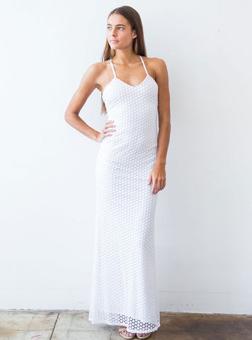 Dawn Gown White
