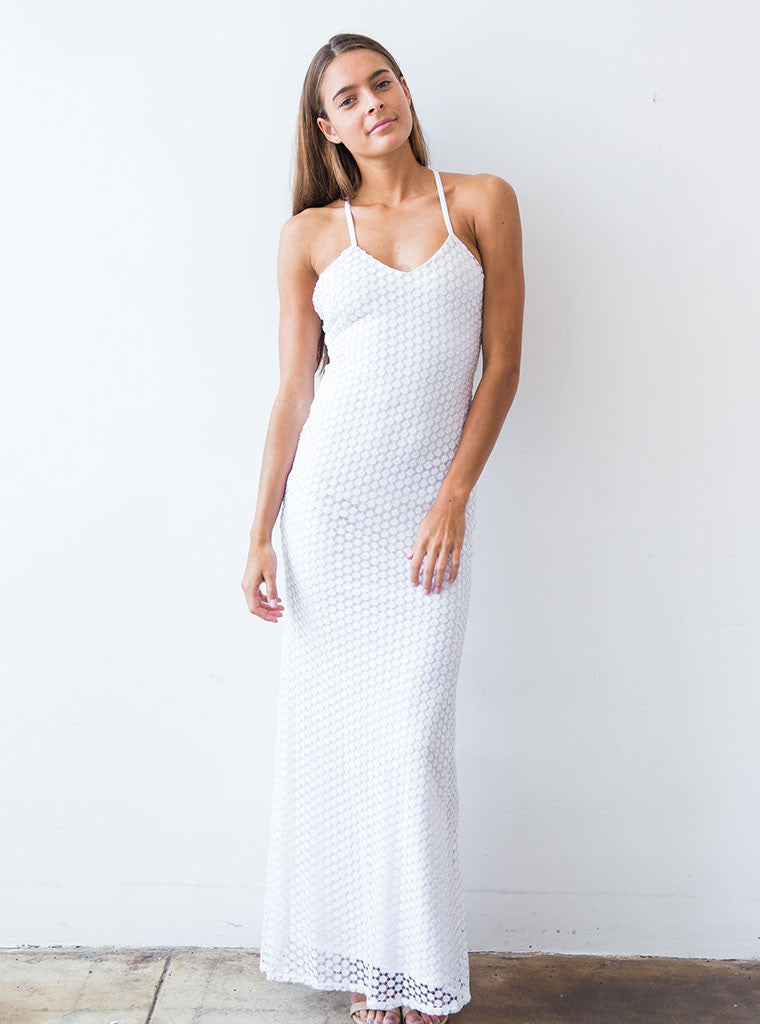 Dawn Gown White For Sale – The Stylist LA