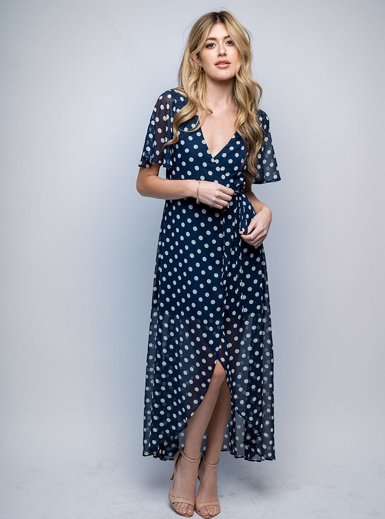 Marianne Dress Dots