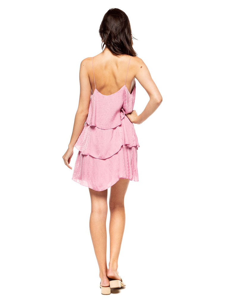 Suarez Ruffle Dress