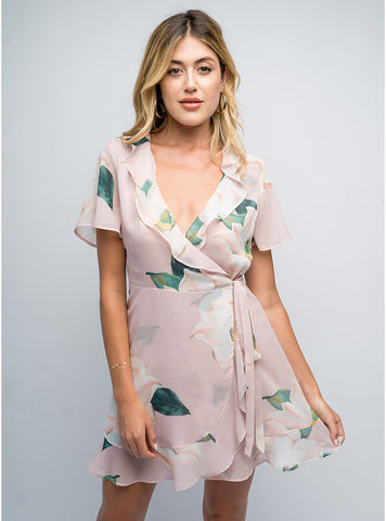 Winnie Wrap Dress