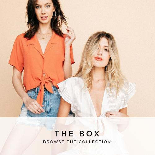 Shop our newest subscription!  The Box Collection