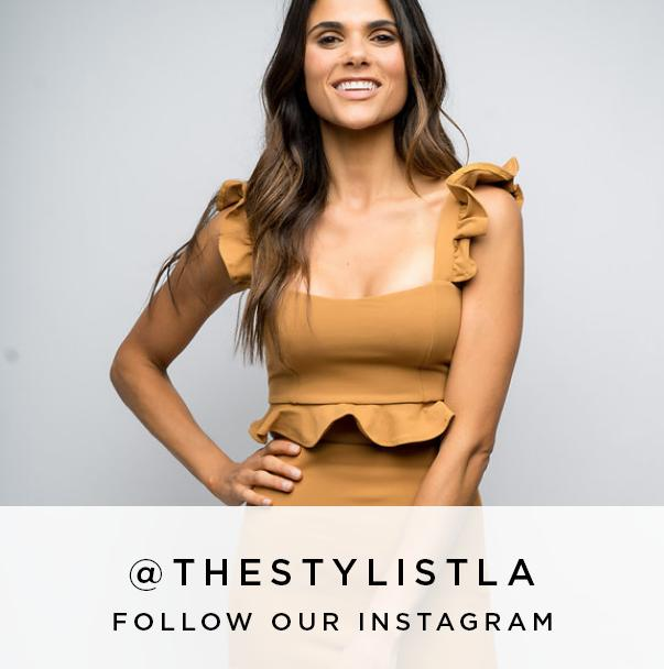 The Stylist LA on Instagram